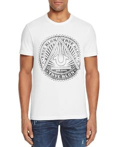 69.00$  Buy now - http://vixxu.justgood.pw/vig/item.php?t=pvxg7aj34851 - True Religion Sunburst Graphic Logo Tee 69.00$
