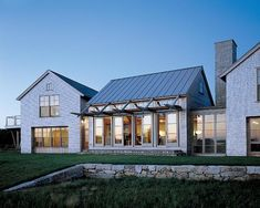 modern farmhouse - Yahoo Image Search Results #ClinicExteriorDesign