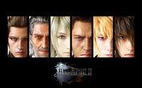 Final Fantasy XV wallpaper 2880x1800 jpg