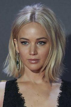 Hair style file: Jennifer Lawrence - Vogue Australia More