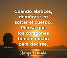 #Abrazos. ..#vientos del alma#