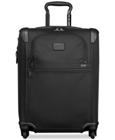 """Tumi Alpha 2 22"""" Continental Carry On Expandable Spinner Suitcase"""