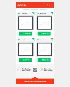 Flat Design HttpStampliaComHtmlEmailTemplateNewsletters
