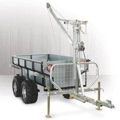 DR Мощность Versa Трейлер: 1 тонна коммерческого класса Utility Trailer