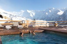 Alta Peyra a luxury chalet on Europe's highest village