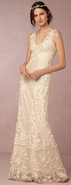 Get the Look: Jenna Bush Hager\'s Wedding Gown   Jenna bush hager ...