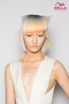 Chu Lin, Una Hair Salon, Taiwan, Color Vision