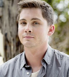 Logan Lerman would you even notice me if we ever crossed paths?