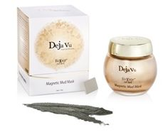 DÉJÀ VU'S Dead Sea Minerals Magnetic Mud Mask:    Specially-formulated blend of ingredients that repair, moisturize and soften the skin to achieve a younger, more radiant appearance.     	  List Price: $550.00  Our Price: $550.00