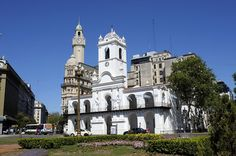 Buenos Aires: Cabildo (Colonial Town Hall)