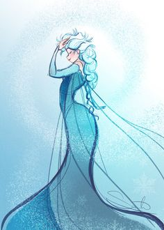 Elsa by Samantha Dodge.