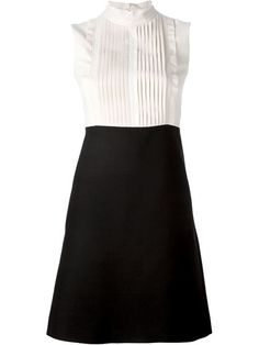 Comprar Valentino pleated top dress en O' from the world's best independent boutiques at farfetch.com. Shop 300 boutiques at one address.