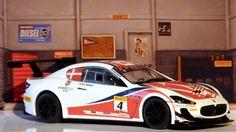 Superslot S3572. Maserati Trofeo. Trofeo World Series 2013. Pier Nielsen. #slotcar
