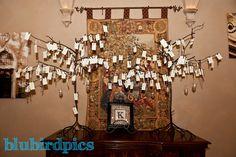 #wishes #tree #wedding #decoration #ideas  More Wedding Ideas at www.facebook.com