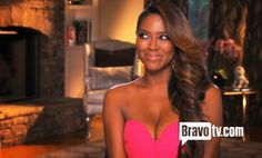 """Bellyitch: RHOA's Kenya Moore plans in vitro baby via sperm donor """"Fashion Queen's"""" Miss Lawrence?"""