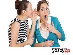 No le de importancia a lo que digan otras personas de usted. SPEAKER PP ELIZONDO. A veces las personas que están a nuestro alrededor hacen comentarios dañinos hacia nuestra persona, lo mejor y más recomendable es hacer caso omiso a todo lo negativo que otras personas digan de nosotros. El doctor PP Elizondo imparte conferencias y talleres referentes a este tema, le invitamos a visitar la página www.yosoypp.com.mx, o contáctenos al 01-800-yosoypp (96 769 77).  #yosoypp