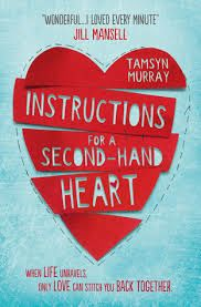 """""""Instructions for a Second-hand Heart"""" at Usborne Children's Books Top Books To Read, Good Books, Book Suggestions, Book Recommendations, Heart Hands, Hand Heart, International Books, Beautiful Book Covers, Books For Teens"""