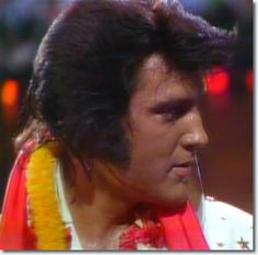 Elvis made television and entertainment history with his 'Elvis: Aloha from Hawaii - Via Satellite' concert special. The show was performed at the Honolulu International Center Arena on January 14, 1973 at 12:30 AM Hawaiian time. The concert was beamed live via Globecam Satellite to Australia, South Korea, Japan, Thailand, the Philippines, South Vietnam and other countries, and was seen on a delayed basis in approximately thirty European countries.