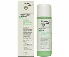 Thymuskin Haarbalsamspülung 100ml THYMUSKIN Shampoo, Personal Care, Bottle, Beauty, Beleza, Self Care, Personal Hygiene, Flask, Jars