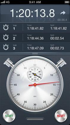 stopwatch+  $0.99