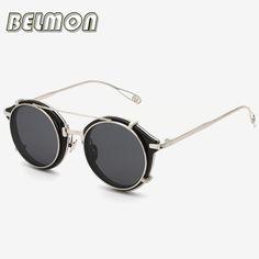 3c71a15bb Moda Óculos Polarizados Homens Marca Designer Óculos de Sol Piloto Para A  Segurança do Sexo Masculino Óculos de Condução UV400 Oculos | Pinterest ...