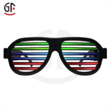 New Products 2016 Shenzhen Factory Shutter Custom Voice Controlled Cheap Fancy Sunglasses