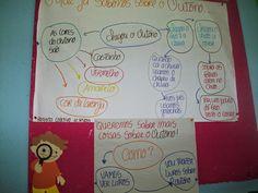 As cores e a matemática no outono | Sítio da Educação Bullet Journal, Portugal, Fall Preschool, Falling Leaves, In Living Color, Ideas, Garden, Projects, Childhood