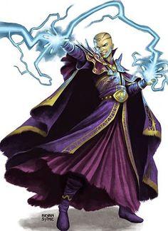 m Warlock Robes casting mdlvl Galvan