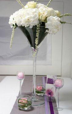 location vase martini | Annonces Dentelle