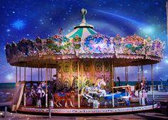 Fantasy Carousel por Roberta Przy en 500px
