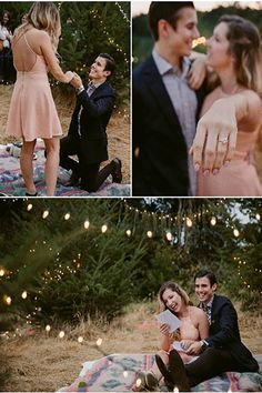 Best Ideas For Unforgettable And Romantic Marriage Proposal ❤️ See more: http://www.weddingforward.com/marriage-proposal/ #weddings