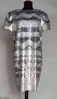 Evening DressBill Blass, 1980sAugusta Aucitons
