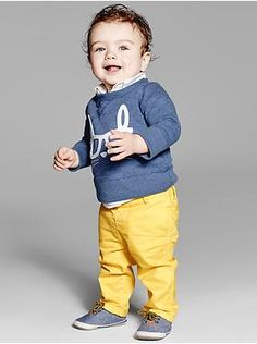 Baby Clothing: Baby Girl Clothing: featured outfits new arrivals | Gap