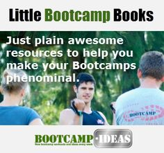 Bootcamp Ideas: definitely advanced for the kids, but good ideas and circuits