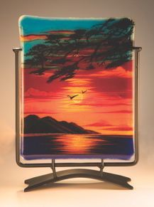 like the metal frame!  David Alcala