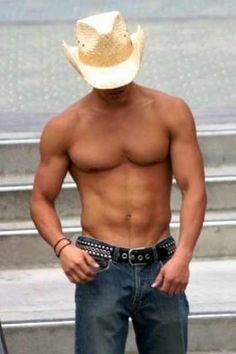 somthing about cowboys......