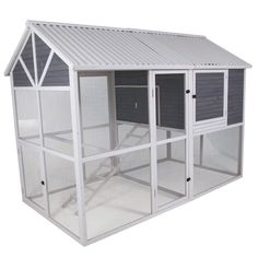 Precision Pet Garden Walk-In Chicken Coop with Nesting Box and Roosting Bar | Wayfair