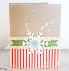 Sample from October Afternoon Design Team  member Marcy