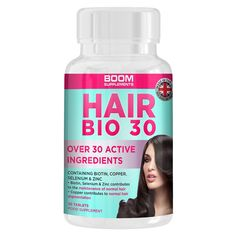 Hair Growth Supplements | 1 Hair Growth Vitamins | Biotin Hair | 30 Tablets | Full 1 Month Supply | Achieve Thicker, Fuller Hair Fast | Safe and Effective | Manufactured in the Uk! | 30 Day Guarantee -- This is an Amazon Affiliate link. You can find more details by visiting the image link.