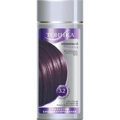 Оттеночный бальзам для волос с эффектом биоламинирования