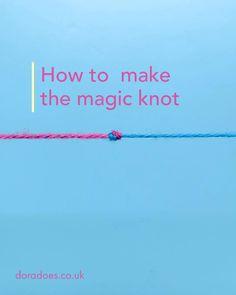 Knitting Videos, Crochet Videos, Knitting Stitches, Knitting Yarn, Knitting Tutorials, Joining Yarn Crochet, Crochet Yarn, Magic Knot, Crochet Instructions