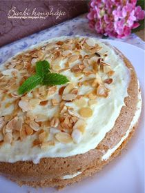 Barbi konyhája: Banántorta - Blogkóstoló 9. - fehér liszt és cukormentes Healthy Desserts, Hummus, Camembert Cheese, Tart, Paleo, Food And Drink, Cooking Recipes, Cukor, Ethnic Recipes