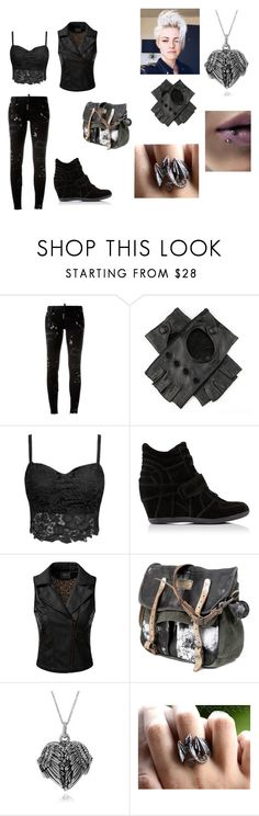 """""""Alexandria Jones #1"""" by alexandrawisp on Polyvore featuring Dsquared2, Ash, Doublju and Journee Collection"""