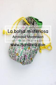 La bolsa misteriosa Montessori.