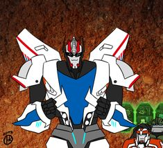 Smokescreen's so Fresh by D-NightRain<<< I'm with Ratchet and Bulkhead right now.