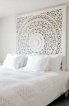 WONDERFULLY WHITE BEDS