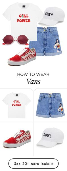 """""""Untitled #322"""" by nicolezooms on Polyvore featuring Paul & Joe Sister, Vans, Ray-Ban and SO"""