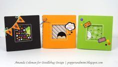 Halloween Parade: Creative Card Inspiration
