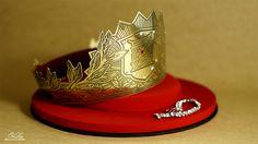 Авторская студия OleLoo: Настоящая корона для настоящих Зевсов
