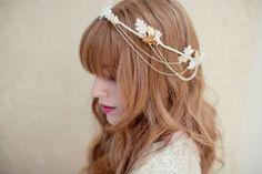 #headband  and lace